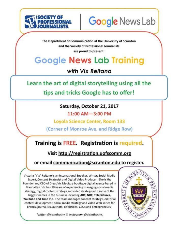 google lab program